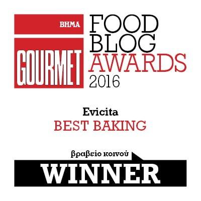 Food Blog Awards 2016