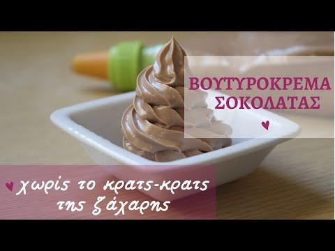 Βουτυρόκρεμα Σοκολάτας με ζαχαρούχο γάλα | evicita