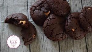soft cookies σοκολάτας