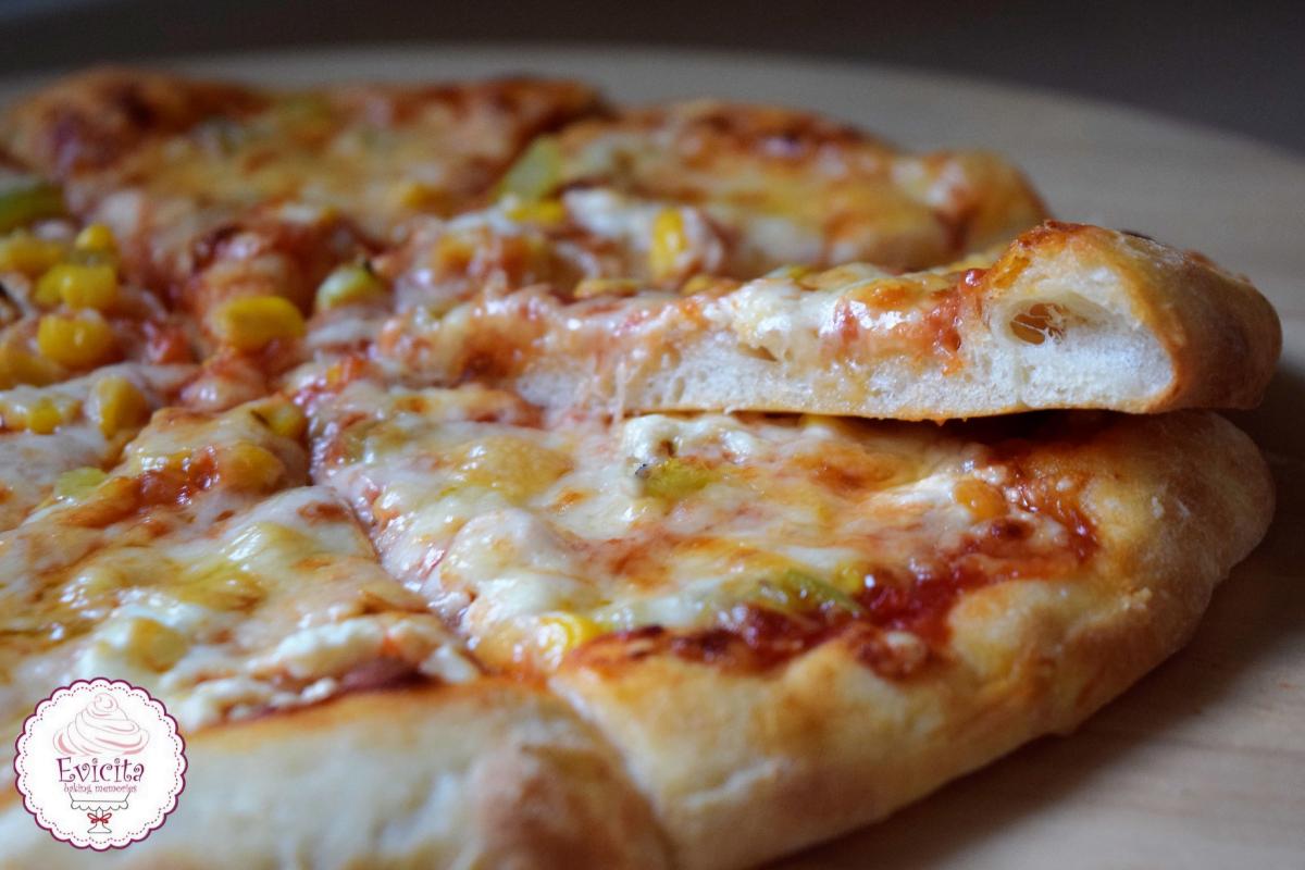 ζύμη για πίτσα